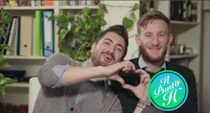 Food Network - Coppia gay in tv a Le Nostre Ricette del Cuore