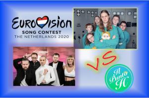 Eurovision 2020 - #Titina20