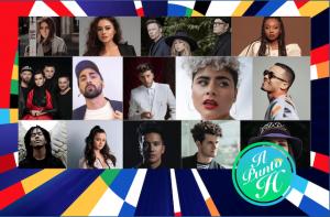 Eurovision Song Contest 2021 - la lista confermata dei cantanti che ritorneranno il prossimo anno