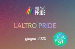 Milano Pride 2020 al Global Pride 2020