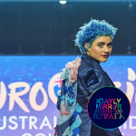 Eurovision 2020: from Australia to Rotterdam. Montaigne's journey.