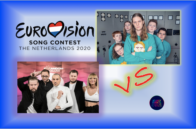 eurovision song contest 2020 - battle for titans