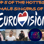 TOP 5 of the Hottest male singers of Eurovision Song Contest 2020