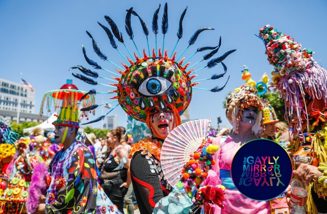 San Francisco had to cancel their Historic 50th Anniversary Pride because of Covid-19