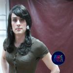 A man in women's clothing is no lesbian's wet dream