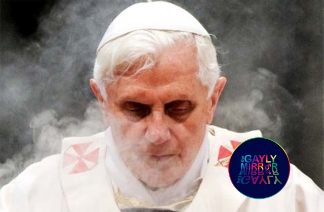 Pope Ratzinger booms against Gay marriages and abortion