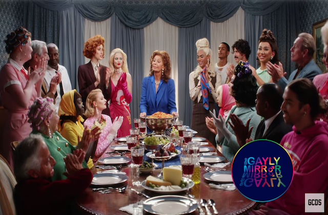 Barilla's LGBT inclusive commercial with Sophia Loren