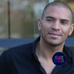 Ex British football player, Stan Collymore, receive homophobic email.