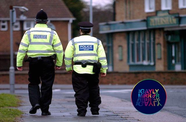 Bristol POlice investigating homophobic pamphlets