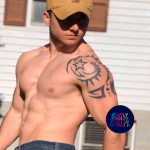 American Soldier and TikTok star that will make your phone super hot.