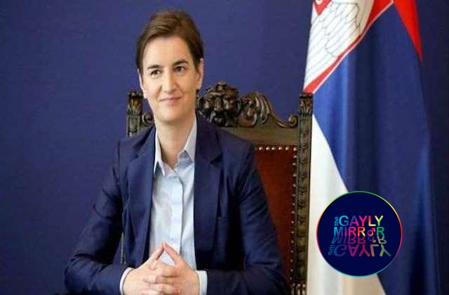 Ana Brnabic, Serbia's first Lesbian PM wins second term elections.