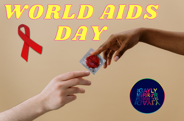 WORLD AIDS DAY 3