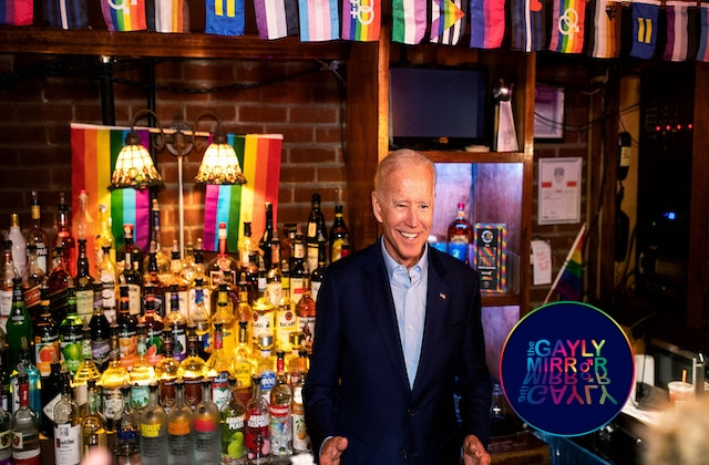 Joe Biden- lgbt - the New York times