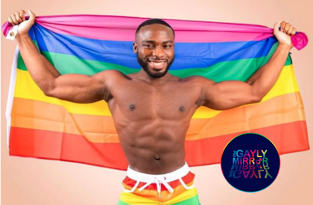 From Nigeria to France to live his homosexuality in total freedom.