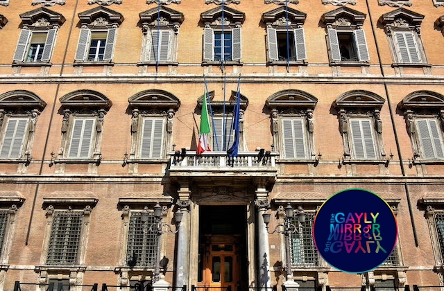 Italian extreme-right wing Party blocking a proper law against homophobia