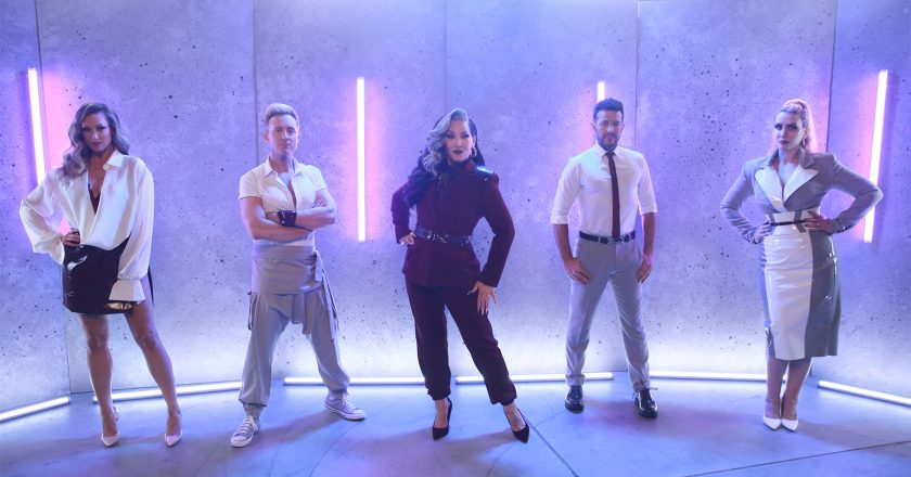 """Michelle Visage and STEPS release """"Heartbreak in this City""""."""