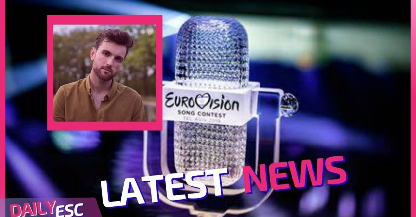 Eurovision 2021 – Duncan Laurence testes positive for Covid-19