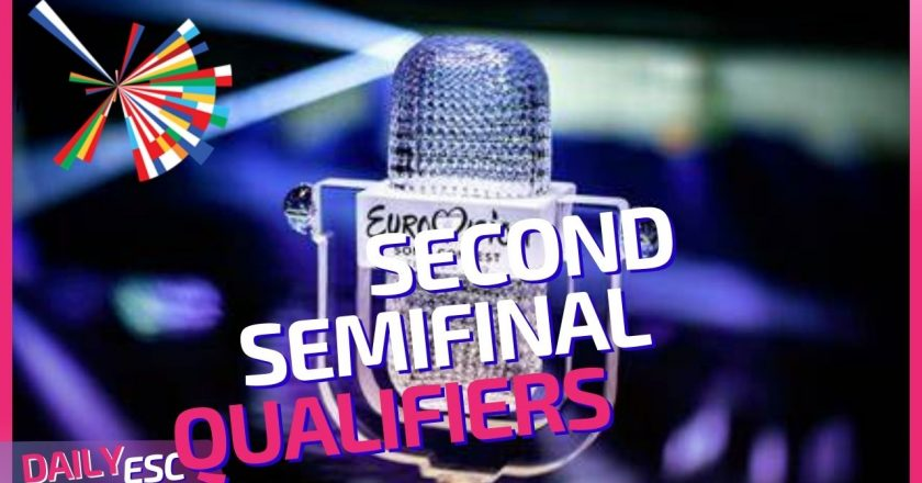 Eurovision 2021 – Second Semifinal – Qualifiers and Reactions