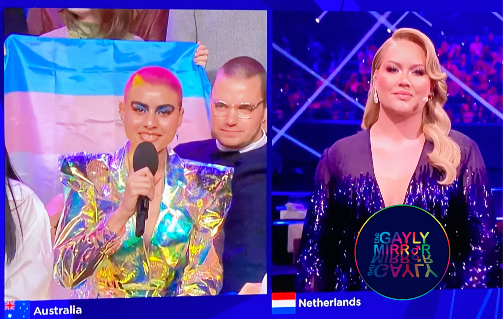 Eurovision Song Contest 2021 - first group of finalists - Montaigne