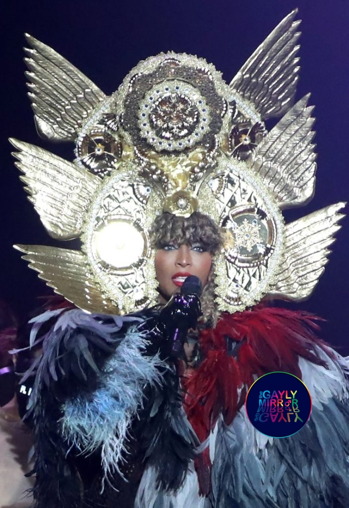 Senhit Second Semifinal Eurovision 2021
