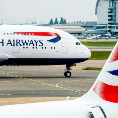 British Airways and their new gender-neutral greetings approach.