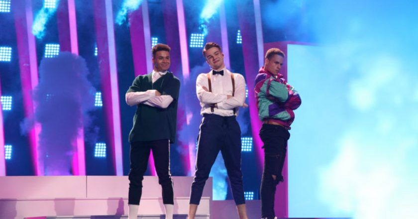 Mikolas Josef submitted a song for ESCZ 2021